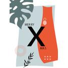 fzpa048 | Pastellica | Merry Xmas - Postcard