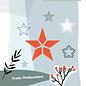 fzpa049   Pastellica   Stern - Postkarte A6