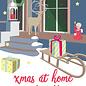 lcx006   lucky cards   Winterterrasse - postcard A6