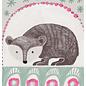 sg219   schönegrüsse   Beargarden - postcard A6