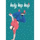 lux037 | luminous | Holy Hip Hop - Postkarte