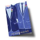 ar303 | Anke Rega | Wedding couple boys - double card