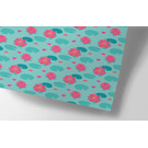 ha713 | happiness | lotus flower - wrapping paper Bogen 50 x 70 cm