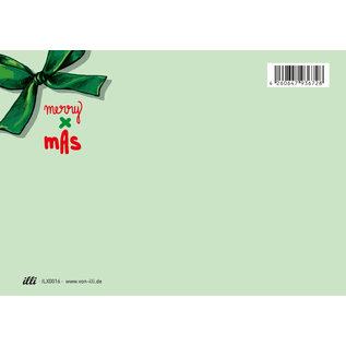 ILX0016 | illi | Pama - postcard  A6
