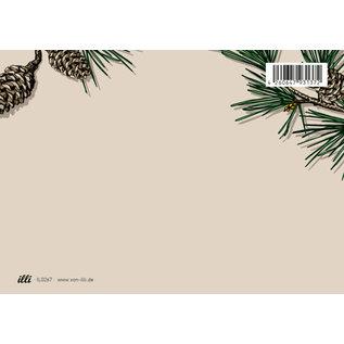IL0267   illi   Panga - Postkarte A6