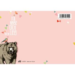 IL0270   illi   Tati - postcard A6