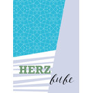 fzsw029 | Style For A While | Herzbube - Holzschliffpappe
