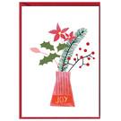 fzxm009 |  Xmas Karten | Joy - double card