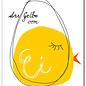 fzyp002   You've Got Post   Das gelbe vom Ei - Postkarte  A6