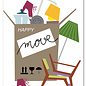 fzyp039| You've Got Post | Move - Postcard A6