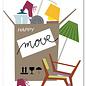 fzyp039  You've Got Post   Move - Postkarte  A6