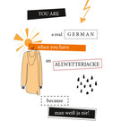 fzyp064| You've Got Post | Allwetterjacke - Postkarte