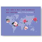 fzyp067 | You've Got Post | Weltfrieden  - Postcard