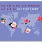 fzyp067 | You've Got Post | Weltfrieden  - Postcard A6