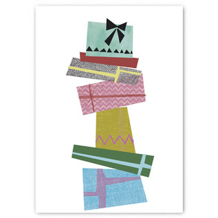 fzypx01 | You've Got Post | Gift tower - Postcard A6