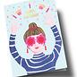 Anke Rega ar300 | Anke Rega | Birthday Girl - double card C6