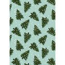 ilx7010 | illi | Nadolig 50 X 70 Cm - wrapping paper 50 x 70 cm