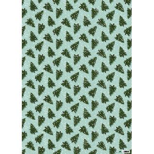 ilx7010 | illi | Nadolig - wrapping paper 50 x 70 cm