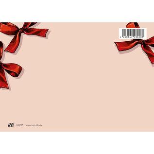 il0275 | illi | Pangolo Für Dich - postcard A6