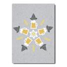 fzgc046 |  Gray-Code | Bier Kaleidoskop - Postkarte