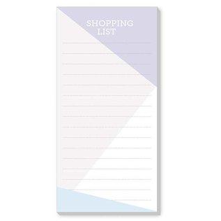 FZ-UBL10 | Fritzante | Shopping List - Schreibblock DIN lang