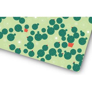 fzgp1803   Geschenkpapier   Kugelkaktus