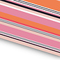 fzgp023 | Geschenkpapier | Stripes Orange
