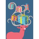 lux011 | luminous | Hirsch mit Geschenken