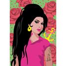 ng205 | pop art new generation | Amy Winehouse