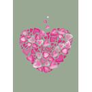 mi035 | m-illu | Pink Love