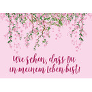 mi048 | m-illu | Rosa Blüten