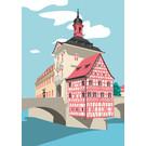 bv068 | bon voyage | Old town hall, Bamberg