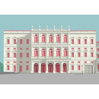 bv080 | bon voyage | Museum Barberini, Potsdam - Postkarte A6