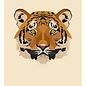 di002 | Daria Ivanovna | Tiger - postcard A6