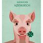di008 | Daria Ivanovna | Little pig - postcard A6