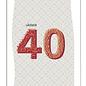 fzpa070   Pastellica   40 Man - Postkarte A6