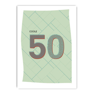fzpa071 | Pastellica | 50 Man - Postkarte A6