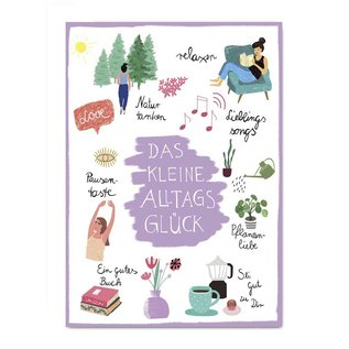 Make your day fzmd002 | Make your Day | Alltagsglück - Postcard A6