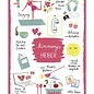 Make your day fzmd005 | Make your Day | Stimmungsheber - Postcard A6