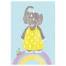 sg232 | schönegrüsse | rainnbow elefant