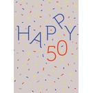 ty301 | Typoesie | Happy 50