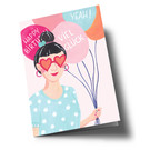 ar310 | Anke Rega | Birthday Girl Balloon