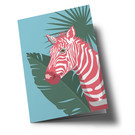 ha346 | happiness | Zebra - double card