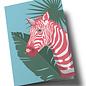 ha346 | happiness | Zebra - double card