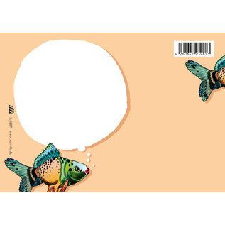 il0287 | illi | Balingo - postcard A6