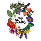 il0289 | illi | Laluta Alles Liebe - Postarte