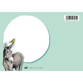 il0290 | illi | Palu - postcard - postcard A6