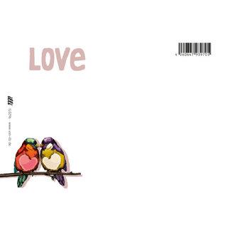 il0296 | illi | Puwai Love - Postkarte A6