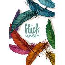 il0299 | illi | Lumal Glück - postcard