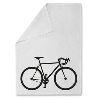 Tea Towel tt004   tea towel   Racing Bike